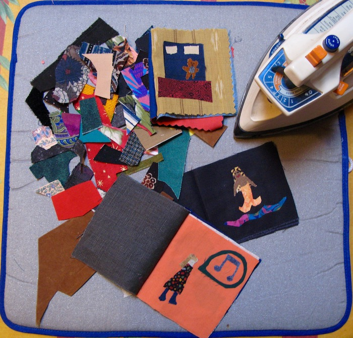 Stitching Our Stories - not available