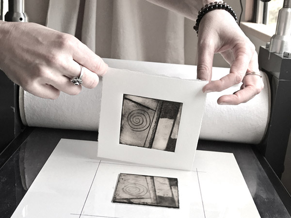 Discover Drypoint Printmaking